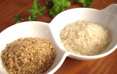 玄米と白米