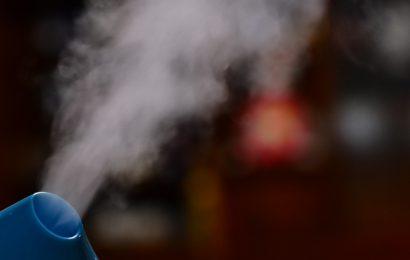 空気清浄機の加湿機能