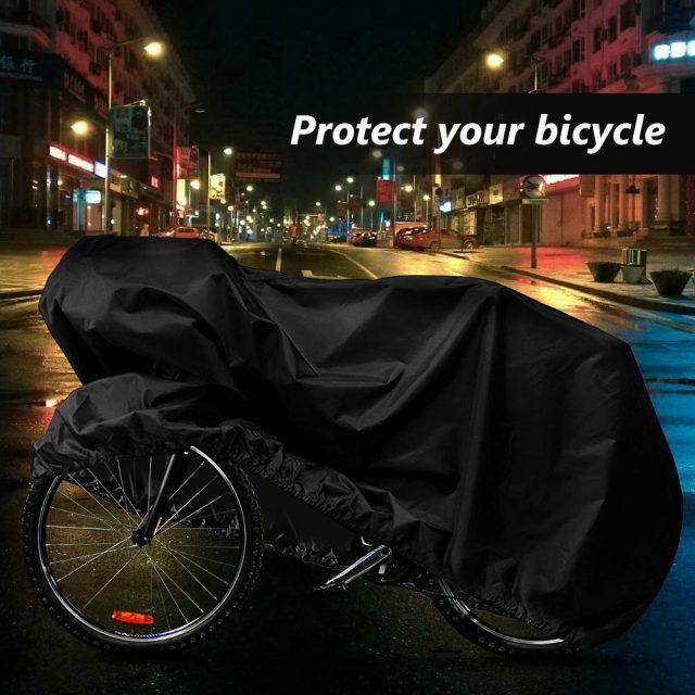 自転車カバー Aufool