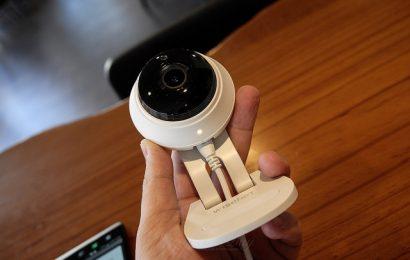 屋内用防犯カメラ