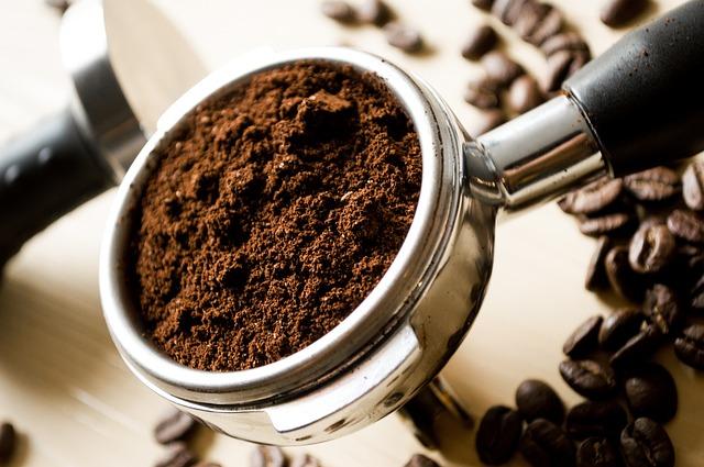 虫除け コーヒーかす