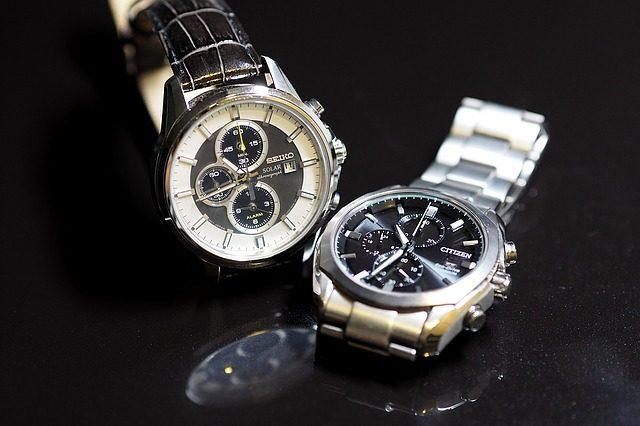 腕時計2種