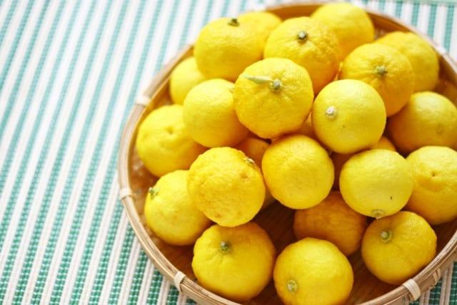柚子山盛り