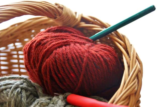 毛糸とかぎ針