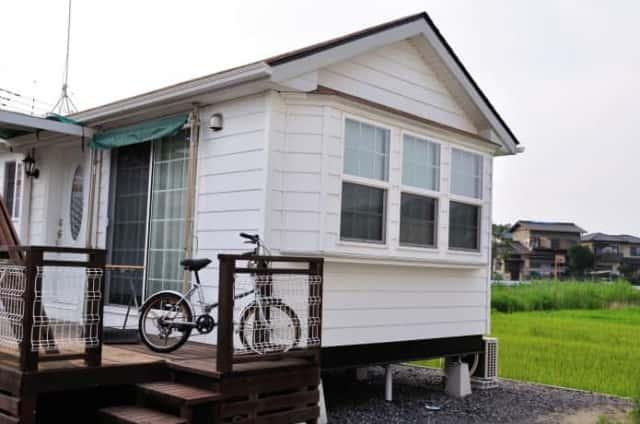 おしゃれなプレハブ小屋で生活スペースを広げよう!値段や中古情報も ...