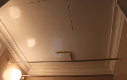 風呂の天井