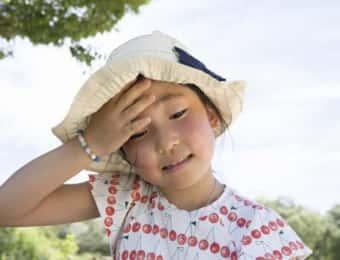 頭痛も夏バテの一つ