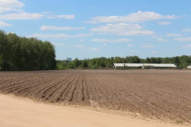 土壌、土嚢消毒
