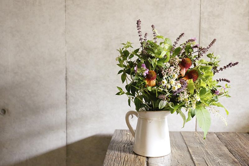 NEROLIDOL季節の花束連載