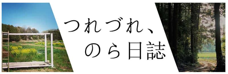 つれづれ・のら日誌
