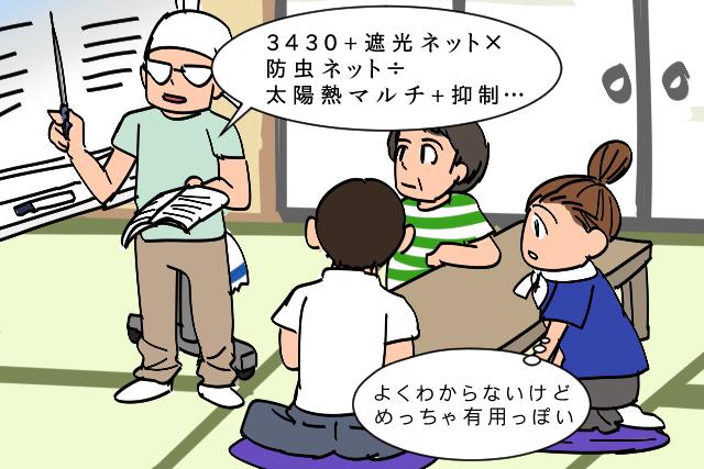 農家の勉強会