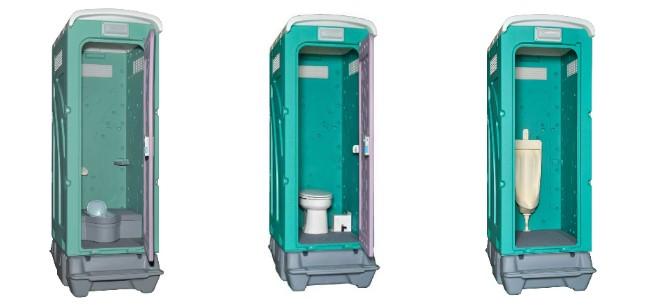 ネポン仮設トイレラインナップ