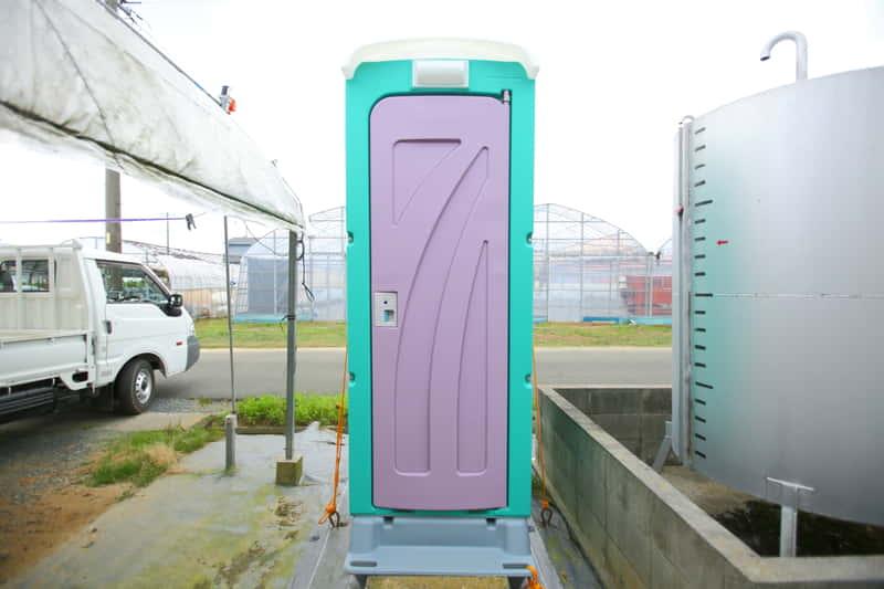 ネポン仮設トイレ