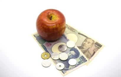 リンゴとお金
