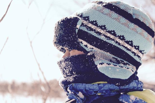 冬の防寒グッズ