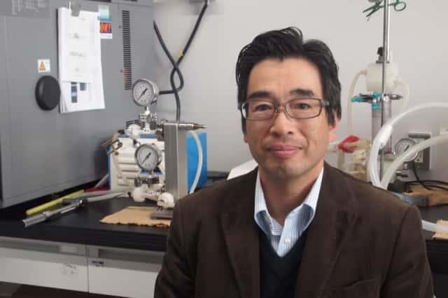 関西大学化学生命工学部河原秀久教授