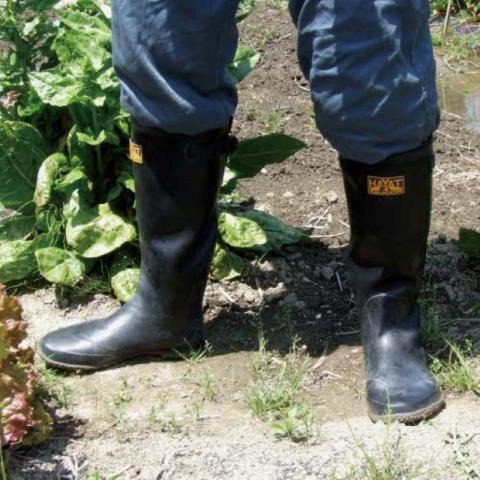 農作業の長靴はどう選ぶの?