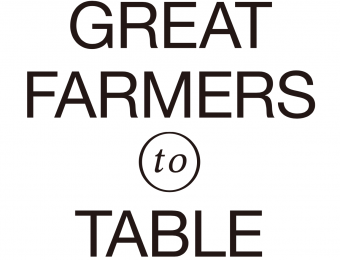 GREAT FARMERS TO TABLE