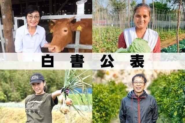 令和元年度食料・農業・農村白書の公表