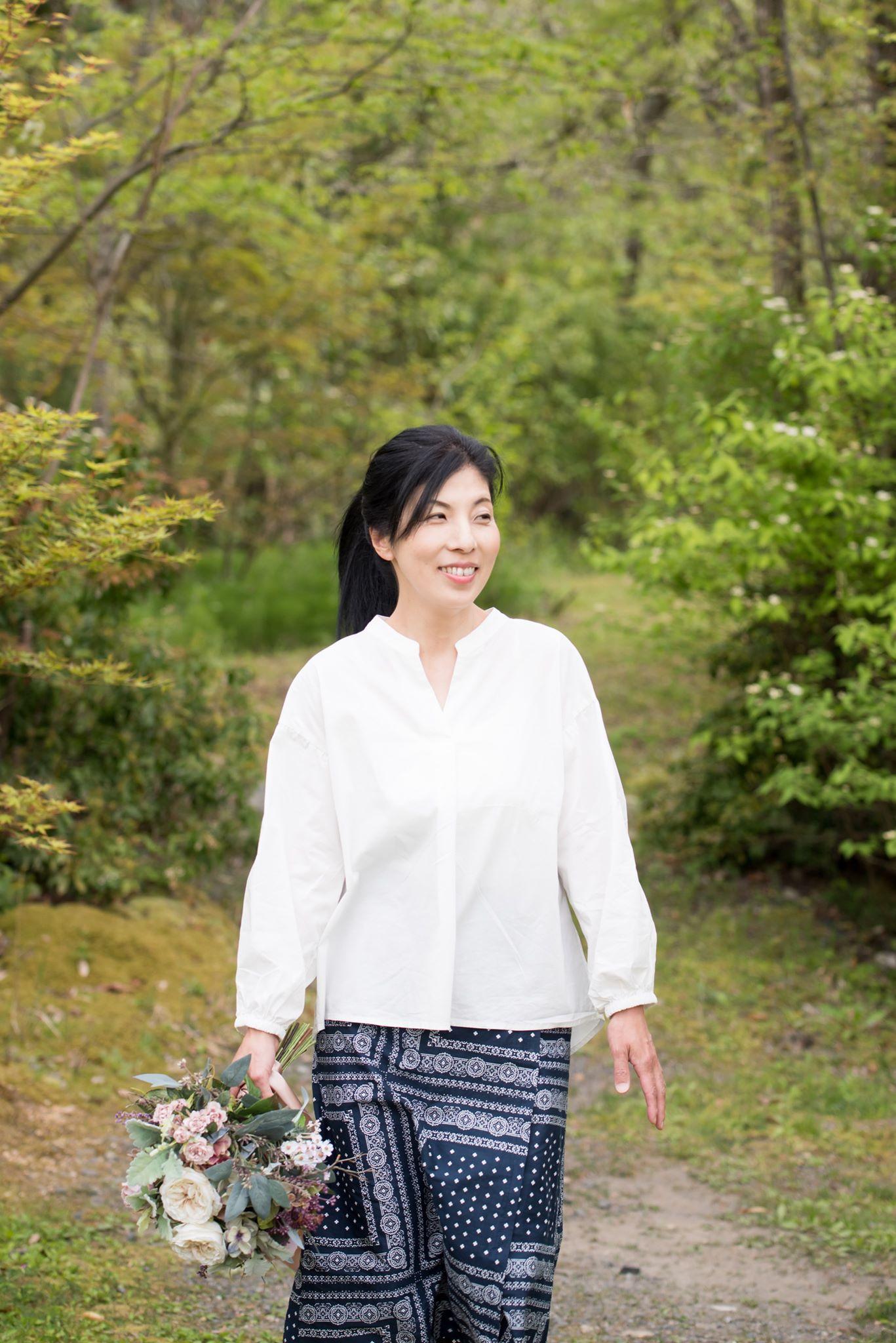 林陽子さん