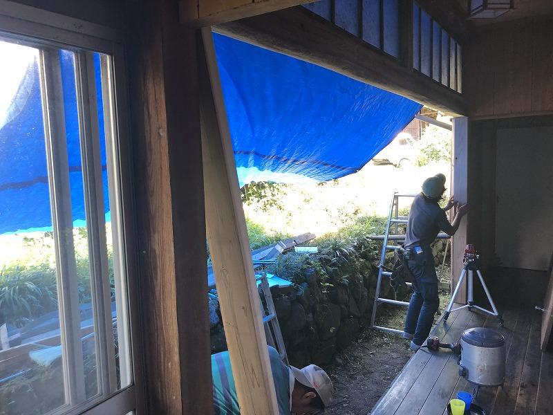 窓枠をリフォーム