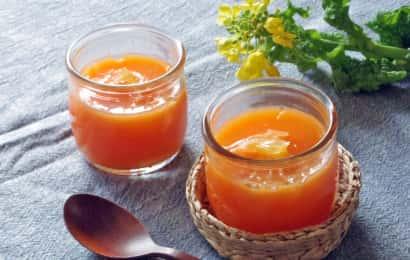 柿酢 デザート