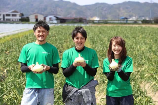 迫田さんと社員二人