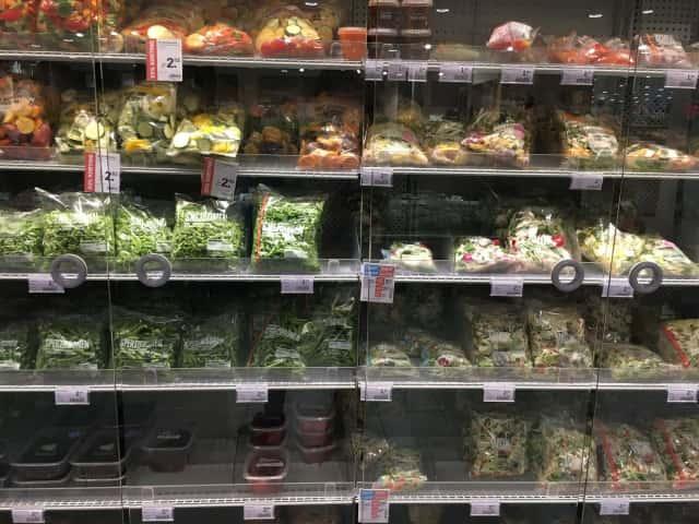 オランダ野菜