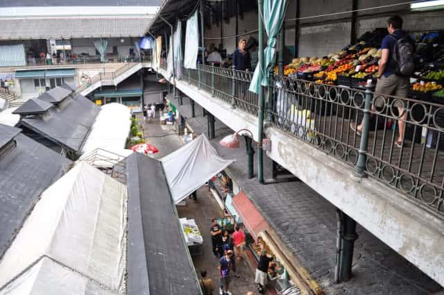 スペインのマーケット