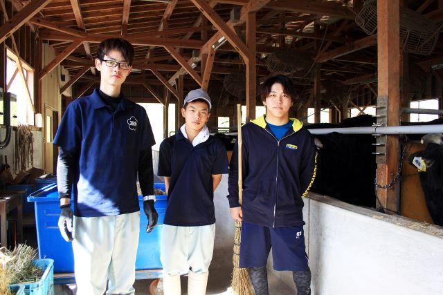 島根県立農林大学校に「就農準備コース」が2021年に新設
