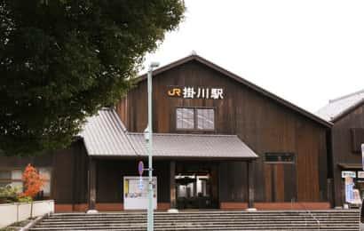 掛川駅北口駅舎