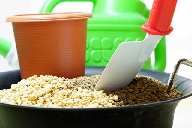 培養土の配合
